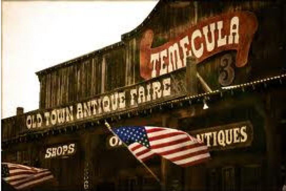 The Hensley Group | Old Town Antique Faire in Temecula